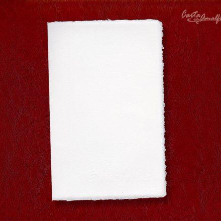 D12 cartoncino doppio bianco