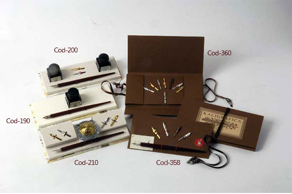 Cod-358 Pochette inchiostro